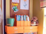 Organizing + Kids. You may think these two words do not go together, but it is possible to teach your kids to organize.