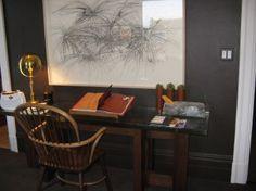 Legend John Wheatman shows up at the 2009 SF Decorator Showcase House - San Francisco interior decorating | Examiner.com