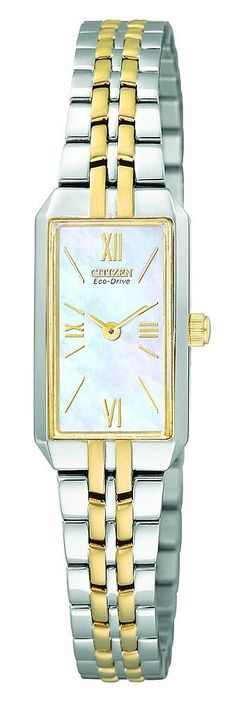 Citizen Women's EG2694-59D Eco-Drive Two-Tone Dress Watch * To view further for…