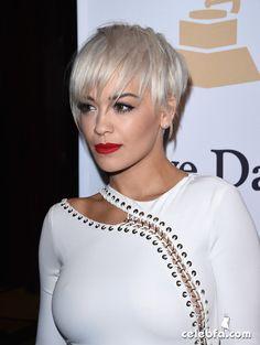 Rita Ora - Pre-GRAMMY Gala (5)