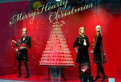 Dezembro já começou e é hora de pensar na decoração da sua vitrine de Natal!
