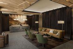 Lobby of the Hotel Julen in Zermatt Zermatt, New Age, Conference Room, Table, Design, Furniture, Home Decor, Projects, Homemade Home Decor