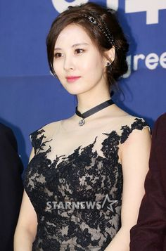 Check out SNSD SeoHyun's stunning photos from the 5th Yegreen Musical Awards