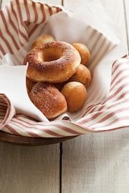 Simple Doughnuts