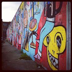 #graffiti #brooklyn #bushwick #streetart #urban - @Wanett- #webstagram