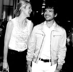 ♥ Kelly Rutherford and Matthew Settle
