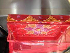 Indian wedding gift tray.