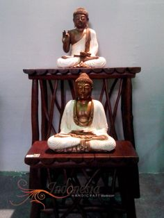 Buddha Blessing Statue, one of the hottest sale of Indonesian Handicraft Store at Indonesian Furniture and Handicraft Exhibition 2013 (IFFINA Photo courtesy, Indonesia Handicraft Store. Furniture Board, Buddhism, Blessing, Serenity, Zen, Statue, Accessories, Home, Ad Home