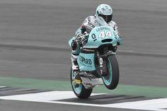 """Moto2 - Miguel Oliveira: """"A moto está difícil nas curvas"""""""