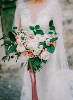 Photography: http://www.gianlucaadovasio.it/   Floral design: http://www.instagram.com/larosacaninafirenze/?hl=en   Wedding dress: http://moniquelhuillier.com   Venue: http://monteverdituscany.com/   Read More: https://www.stylemepretty.com/vault/image/6707757