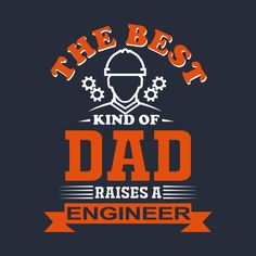 Check out this awesome 'Engineer+Daddy' design on @TeePublic!