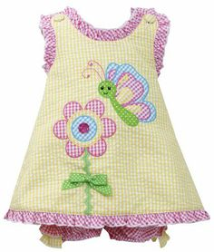 Sewing Kids Clothes, Sewing For Kids, Baby Sewing, Doll Clothes, Toddler Girl Dresses, Little Girl Dresses, Toddler Outfits, Kids Outfits, Toddler Girls