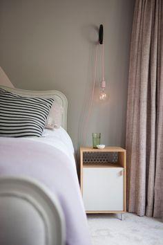 Slaapkamer roze muuto FERM