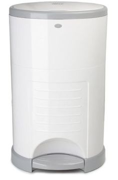 Safety 1st easy saver diaper pail uses normal bags way for Dekor mini refill
