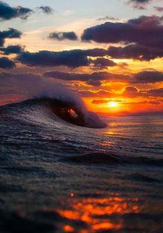 Sunset Over The World -Beutiful Sunset