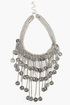 Treasure Trove Necklace in Accessories Jewelry Necklaces at Nasty Gal