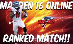 MADDEN 16 GAMEPLAY | IM FINALLY BACK FROM LONDON! | FALCONS VS. RAIDERS