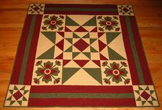 Holiday Quilts | Christmas Star Quilt | Flickr - Photo Sharing!
