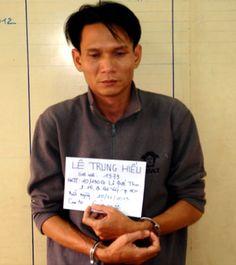 Kẻ đốt xác người tình bị bắt giữ - Tin tức 247