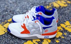 99fb4a2e7713 Ronnie Fieg gave us another peak at an Asics gem recently. Inspired by his  hometown New York Knicks
