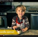Vegan Pumpkin Chocolate Chip Muffin Cupcake Recipe