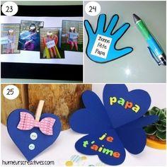 25 cadeaux à fabriquer avec les enfants pour la fête des pères -   Cadeau à fabriquer, Fête des ...