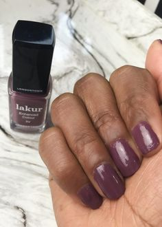 Londontown Save The Queen Nail Polish Purple Nail Polish, Natural Nail Polish, Best Nail Polish, Essie Nail Polish, Purple Nails, Natural Nails, Opi, Best Nail Art Designs, Nail Polish Designs