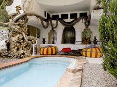 Piscina Casa Dalí. Port lligat