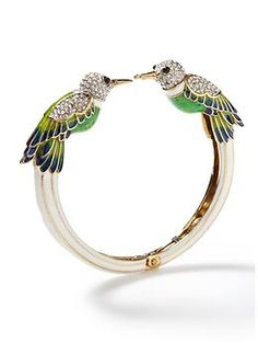 ring with birds