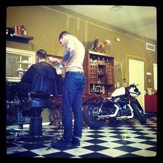 Barber Shop Brooklyn : ... Beans Barbershop on Pinterest Barber shop, Barbers and The barber