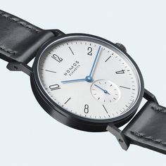 Tangente Norma sapphire crystal back | Beautiful watches purchased online. Directly from NOMOS Glashutte/SA.