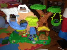 Fisher Price Zoo Talker Animal Sounds Review