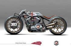 Indian Chief by Roland Sands Design