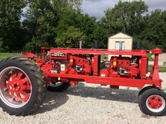 twin engine F-20 Farmall.