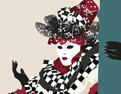 "Check out new work on my @Behance portfolio: ""Venice Carnival"" http://be.net/gallery/32893171/Venice-Carnival"
