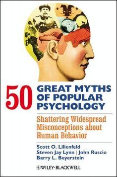 Psychology Myths