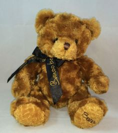 Banoo-Bear-China-Exclusive-Hand-Made-Teddy-Bear-Collection-Plush-Doll