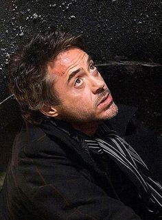 """Robert Downey Jr. in """"Sherlock Holmes"""" (2009)"""
