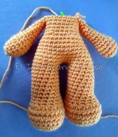 38 Pretty Animal Crochet Amigurumi for This Year 2019 - Page 5 of 38 - cateye Crochet Dolls Free Patterns, Crochet Doll Pattern, Amigurumi Patterns, Doll Patterns, Crochet Toys, Knit Crochet, Amigurumi Doll, Crochet Daisy, Crochet Girls