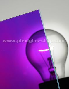 PLEXIGLAS® Reflections (Radiant)  Clear 0A008 RT
