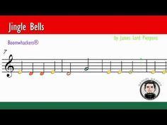 Boomwackers Tubes Sheet Music: Jingle Bells - YouTube