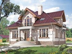 Modern Bungalow House, Bungalow House Plans, Modern House Design, Home Design Plans, Home Interior Design, House Design Pictures, Dream Mansion, Weekend House, Dream Decor