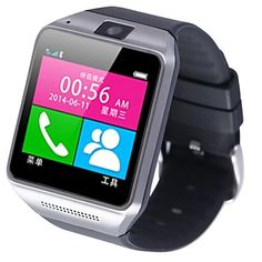 Aoluguya S10 Smart GSM Watch Phone with 1.54 Sreen, Bluetooth, Quad-band (Assorted Colors) http://mxpi.co.nf/?item=1951655