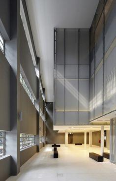 Galeria de Centro Nacional do Design / SCDA Architects - 12