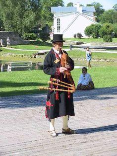 Estonian Torupill 45 Years, Kilts, Musical Instruments, Drums, Musicians, Culture, Vintage, Sun, Music