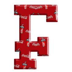 Sussurro de Amor: Alfabeto Coca cola Alphabet And Numbers, Alphabet Letters, Coke, Frozen, Drinks, Christmas, Fun, Coca Cola Products, Hush Hush