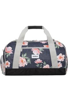 b37aaf768328 Vooray Burner Sport Duffle Large in Rose Navy Gym Games