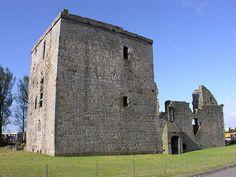 Rosyth Castle- Scotland-- ancestors home