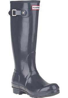 f794a4c3a4b95 Hunter Boots - Original Glossy Rain Boot Graphite Grey! Finally got some!  Hunter Boots