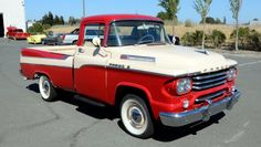 1958 Fargo Sweptside pickup